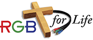 RGB for life Logo